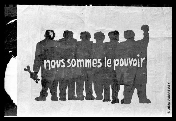 Affiche : Nous sommes le Pouvoir