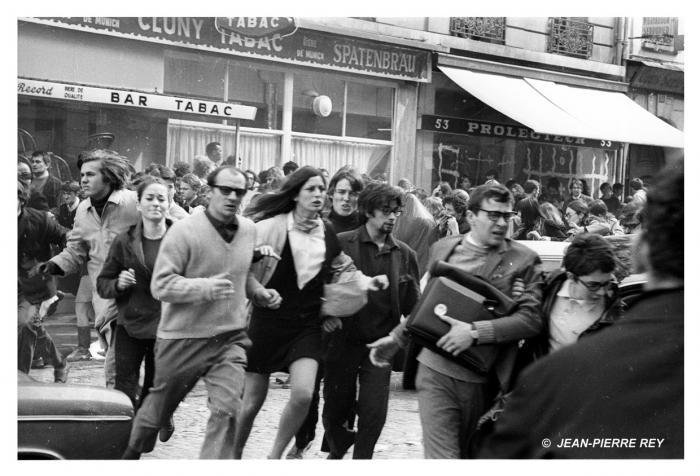 Manifestation du 06 mai 1968