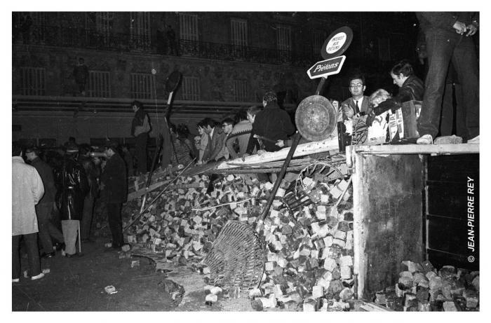Nuit des barricades, 10 mai 1968
