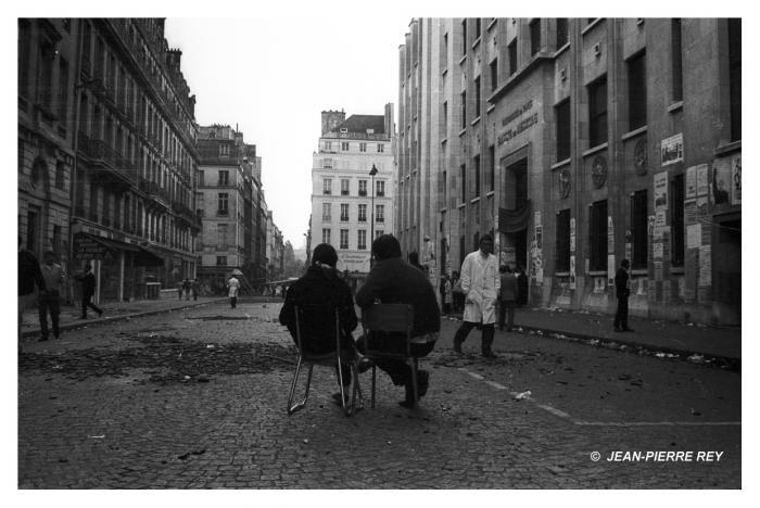 Rue des Saints Pères - Faculté de médecine de Paris