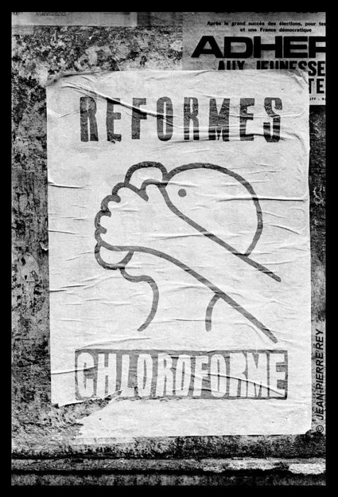 Reformes chloroformes