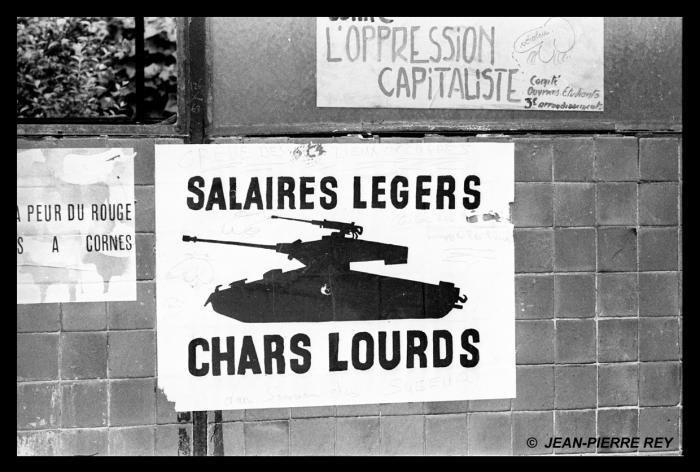 Salaires legers