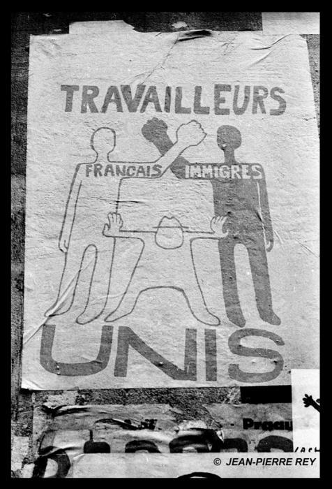Travailleurs francais immigres