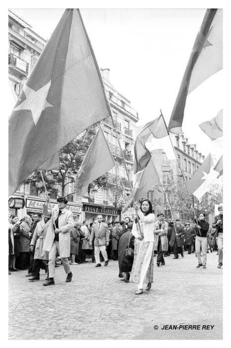 1er mai - Soutien au peuple vietnamien