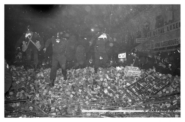 10 mai 1968 - Nuit des barricades