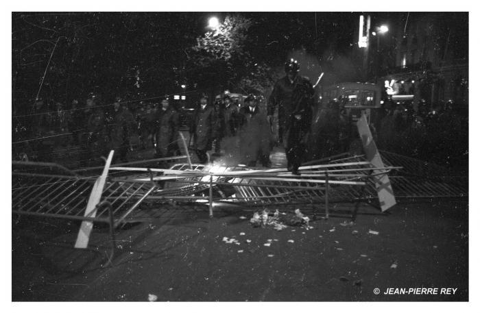 3 mai - Premiers affrontements (3)
