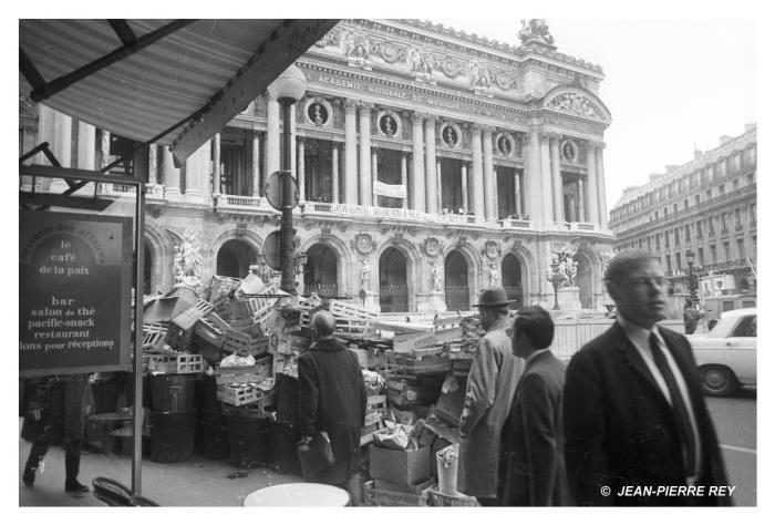 Grève à l'Opéra de Paris