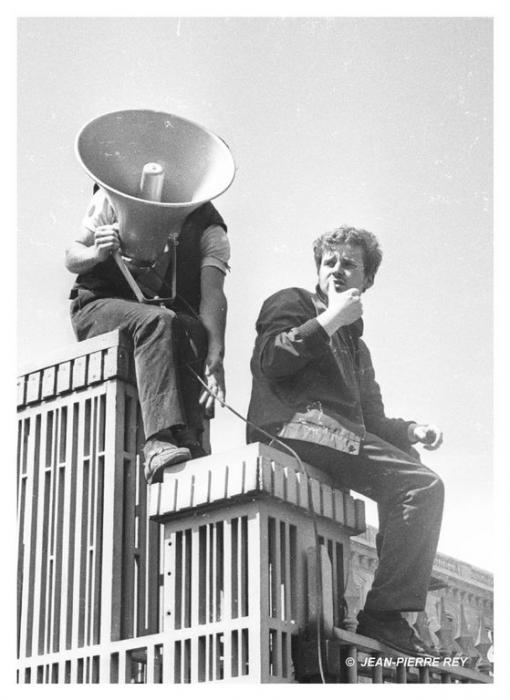 13 mai 1968 - D. Cohn-Bendit