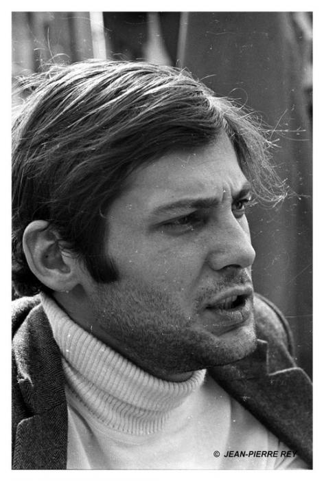 13 mai 1968 - J. Sauvageot