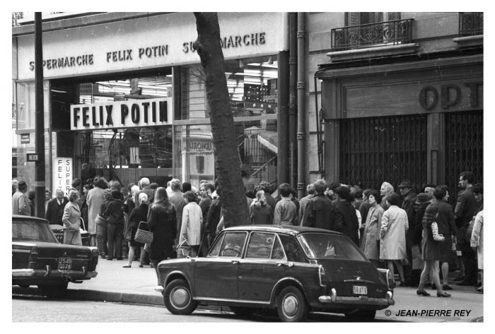 Grève à Paris