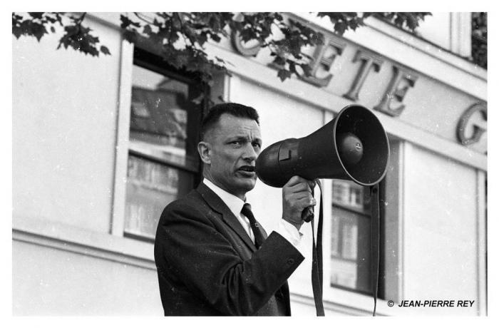 13 mai 1968 - Jean-Pierre Vigier
