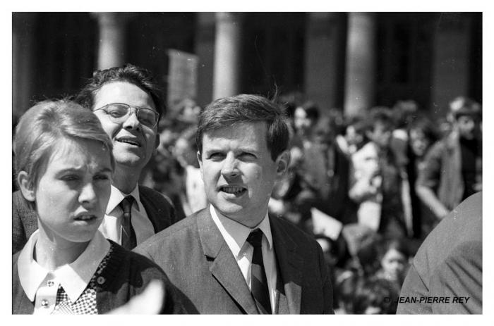13 mai 1968 - J.-P. Chevillot (CNRS)