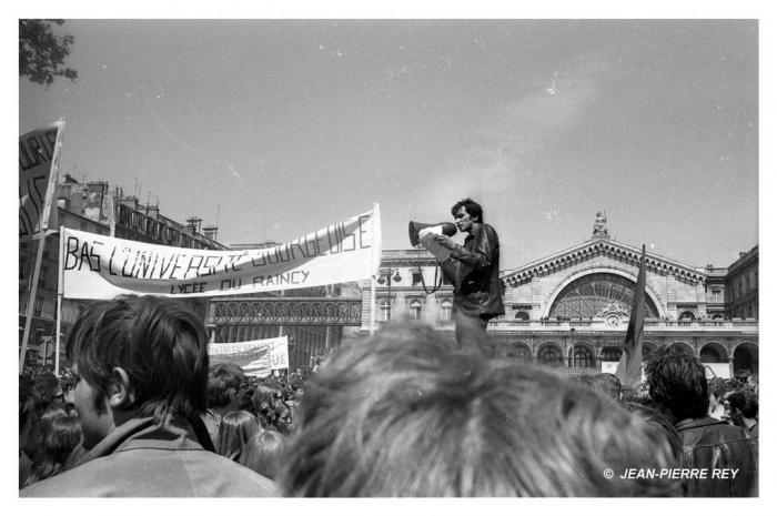 13 mai 1968 - A bas l'Université bourgeoise
