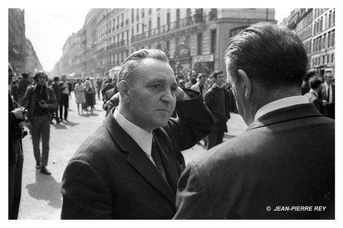 13 mai 1968 - Eugène Descamp (CFDT)