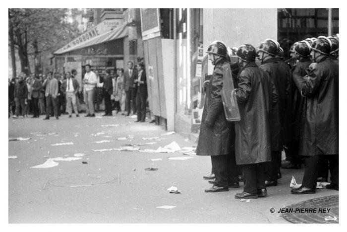 6 mai - Répression policière (3)