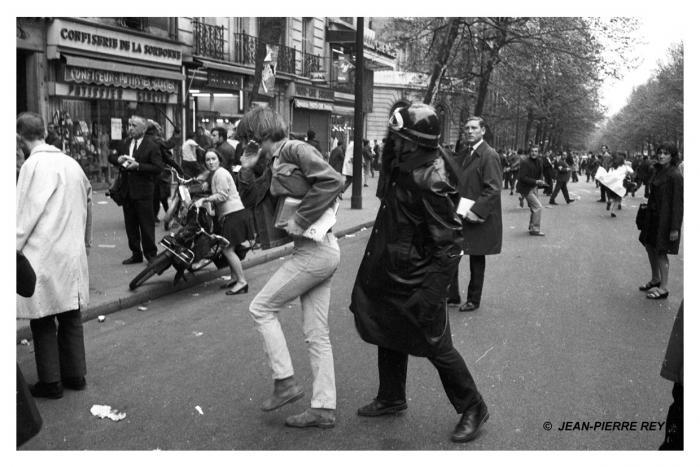 6 mai - Répression policière (4)