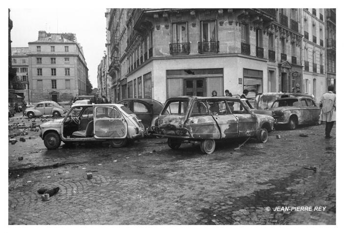 32.11-mai-1968-Nuit-des-barricades-J-P-Rey