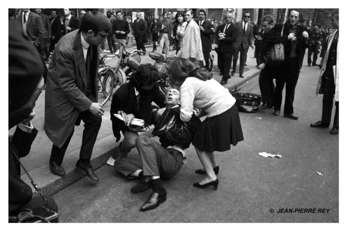 6 mai - Répression policière (5)