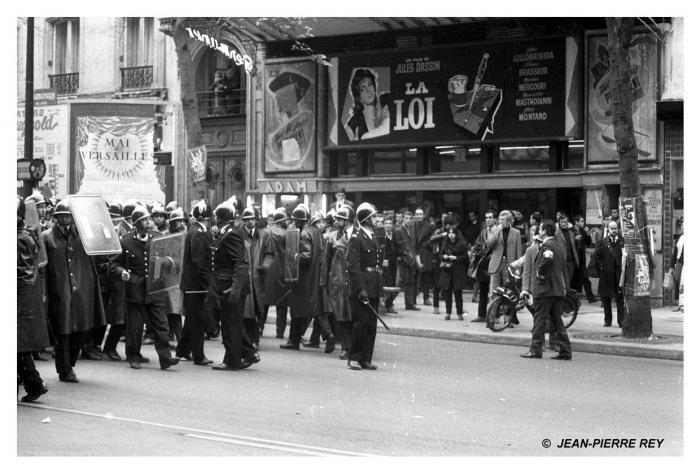 6 mai - Répression policière (6)