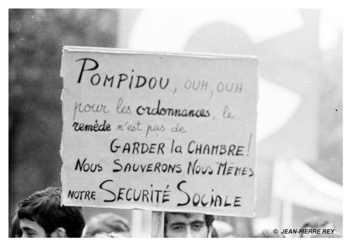 13 mai 1968 - Pompidou, ouh ouh...