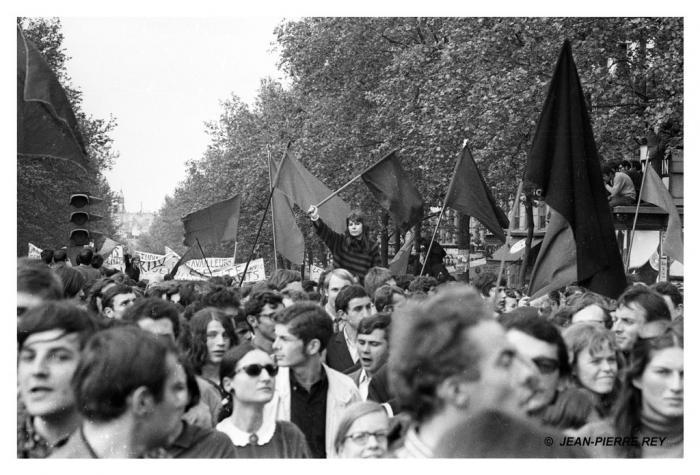 13 mai 1968 - Les Marianne