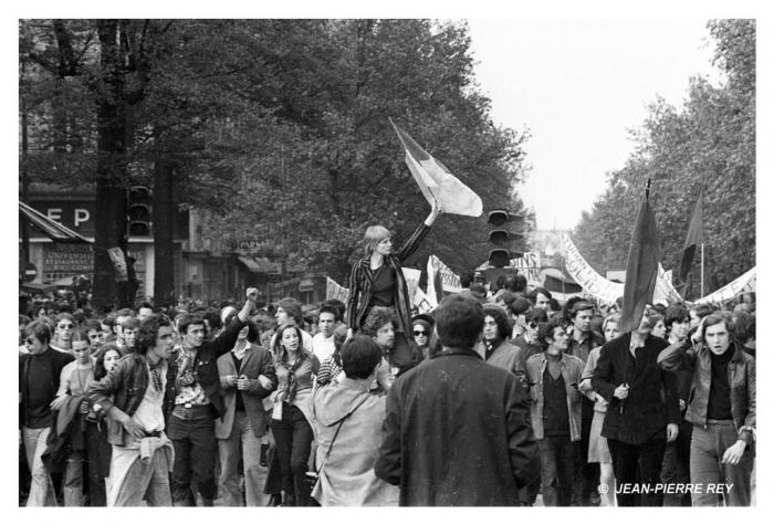 13 mai 1968 - La Marianne de mai