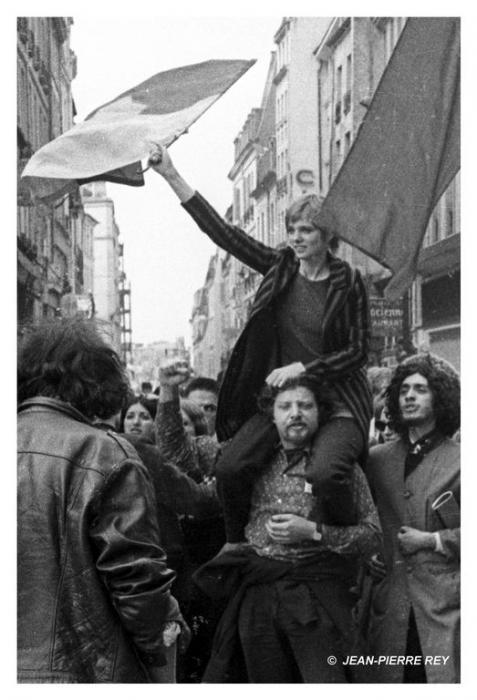 13 mai 1968 - J.-J. Lebel, C. de Bendern