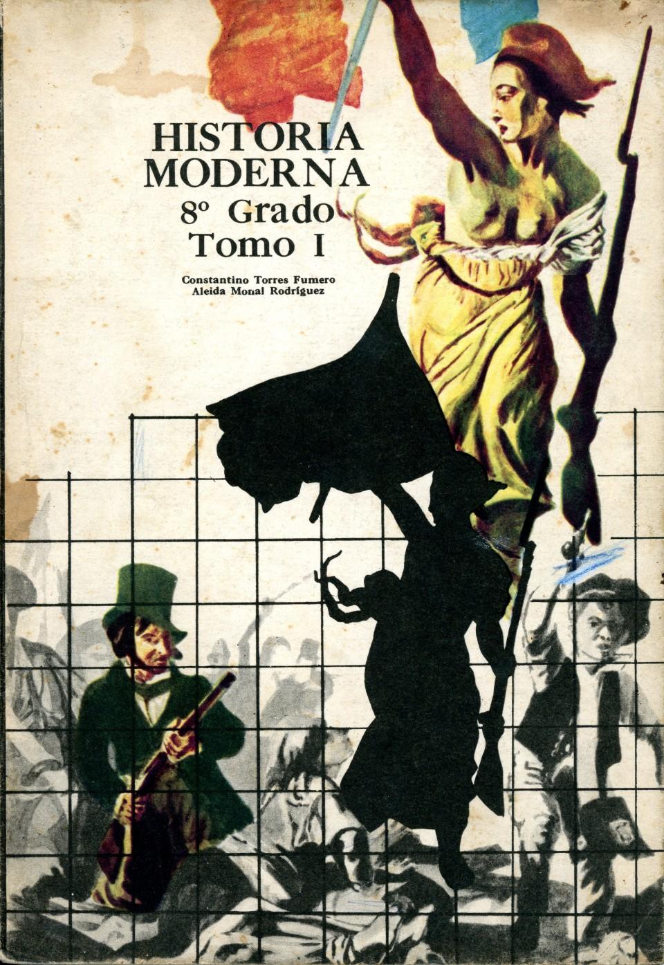 Historia moderna : 8° Grado. 1